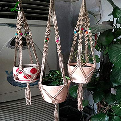The History of Macrame