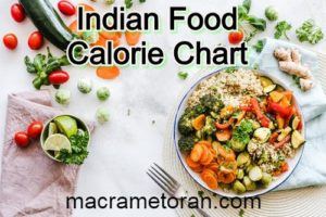 high calories food in hindi Indian food calorie chart in Hindi