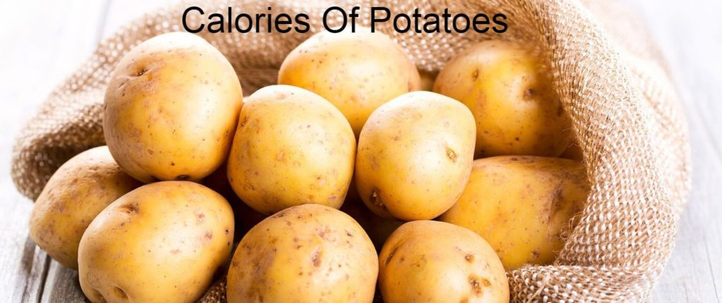 Calories Of Potatoes
