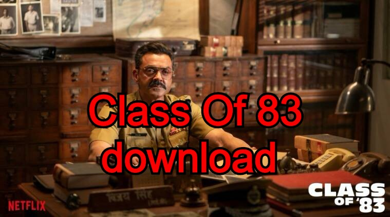 Class Of 83 download